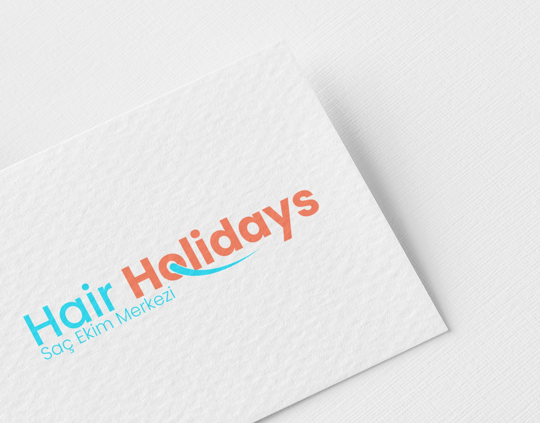 Hair Holiday LOGO TASARIMI